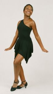 Jive Ballroom Show Latin Salsa Dance Dress