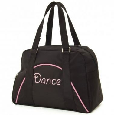 Capezio B46C Childrens Black Dance Bag