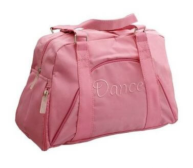 Capezio B46C Girls Pink Dance Bag