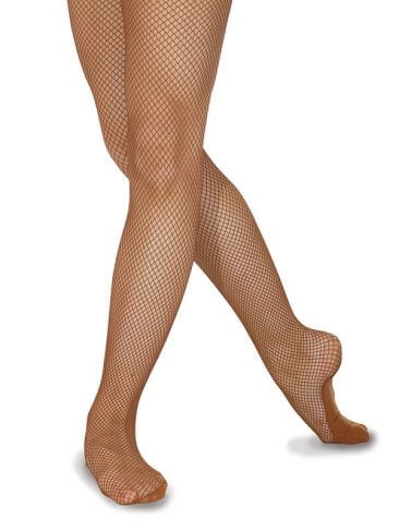 Roch Valley FL1 Professional Seamless Fishnet Tights