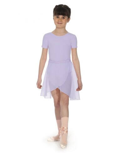 Roch Valley PRIM Short Sleeve Cotton Leotard