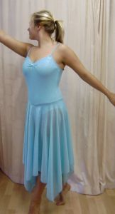 Contemporary Lyrical Camisole Dance Dress