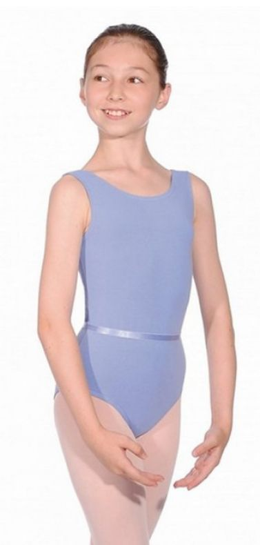 Roch Valley ILEO Sleeveless Cotton Exam Leotard