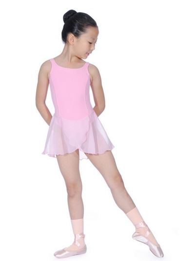 Roch Valley RVCHARLOTTE Sleeveless Skirted Leotard