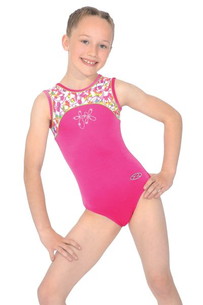 Tutti Frutti Sleeveless Gymnastics Leotard - Z450TUT
