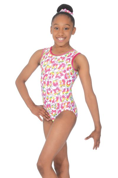 Tutti Frutti Sleeveless Gymnastics Leotard Z943TUT