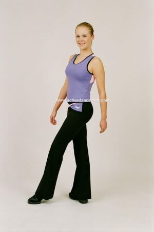 Meryl Top and Twist Band Jazz Pants