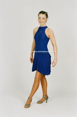 Oleta Ballroom Latin Dance Dress