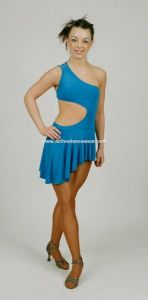 Diva Ballroom Latin Dance Dress