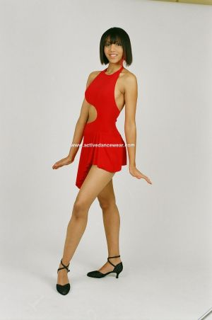 Salsa Latin Dance Dress