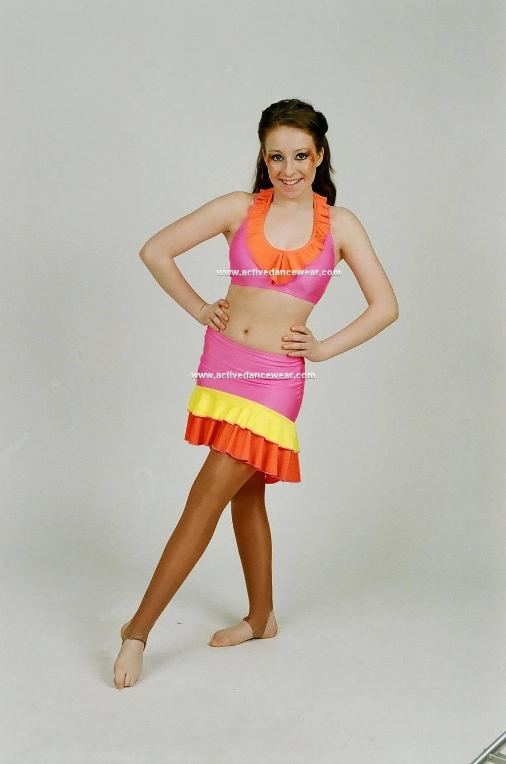 Nylon Active Skirt 108