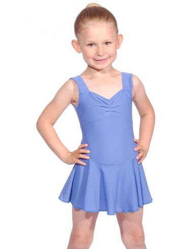 BBO Pre Primary Tap Sleeveless Skirted Leotard Roch Valley
