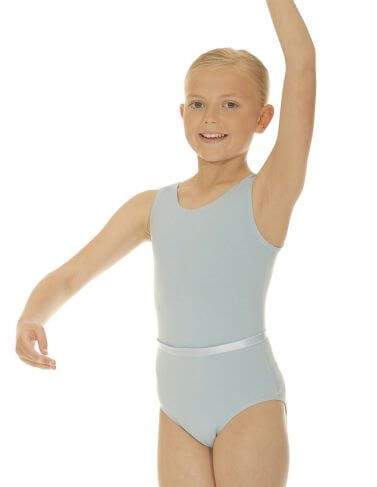Roch Valley CJUNE Sleeveless Cotton Leotard