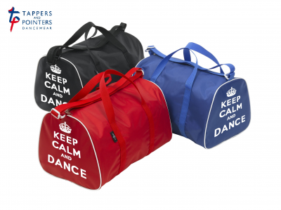 Tappers And Pointers Ballet Dance Holdall Gym Bag