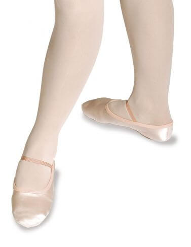 Roch Valley SS/S Satin Full Sole Ballet Shoes