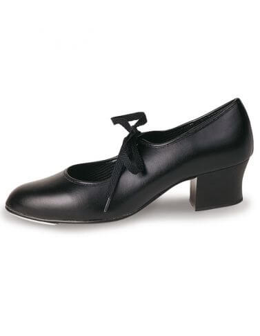 Roch Valley PVCTC Cuban Heel Tap Shoes