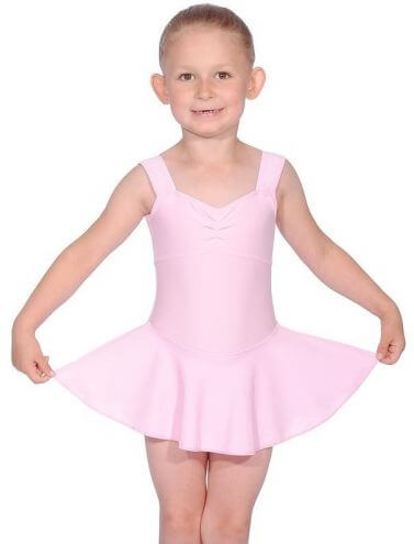 BBO Pre Primary Ballet Sleeveless Skirted Leotard Roch Valley