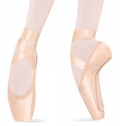 Bloch Serenade Ballet Pointe Shoes - S0131L
