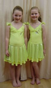 Rock and Roll Pairs Disco Dance Dress
