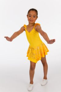 Honey Ballroom Latin Dance Dress