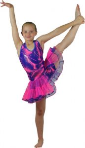 Disco Competition Glitz Tutu Costume