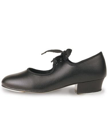 Roch Valley LHP Low Heel PU Tap Shoes