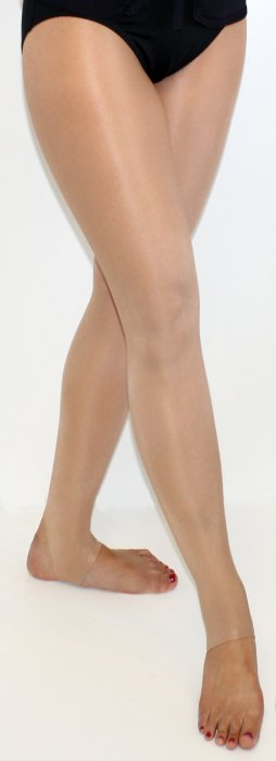4dc8635e10ee4 Capezio Shimmer Stirrup Tights 1881 Light Toast. Touch to zoom