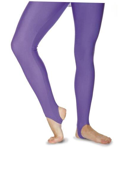 Flo Colours Lycra Stirrup Tights