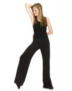 Roch Valley CLJAZZP Cotton Hipster Jazz Pants