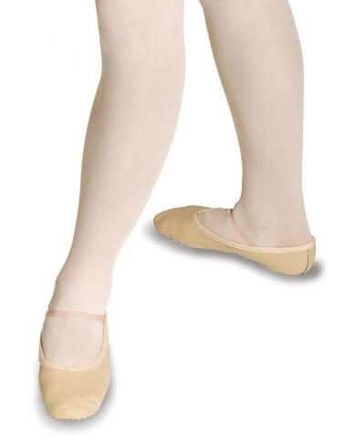 Roch Valley OPHELIA Full Sole Leather Ballet Shoes
