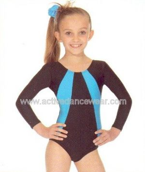 Roch Valley Skip Long Sleeved Gymnastics Leotard