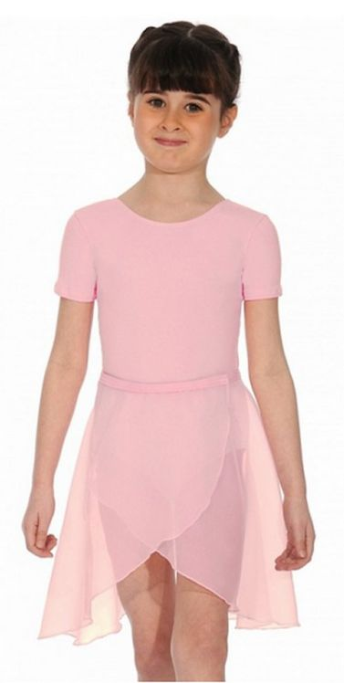RAD Georgette Wrap Over Ballet Skirt